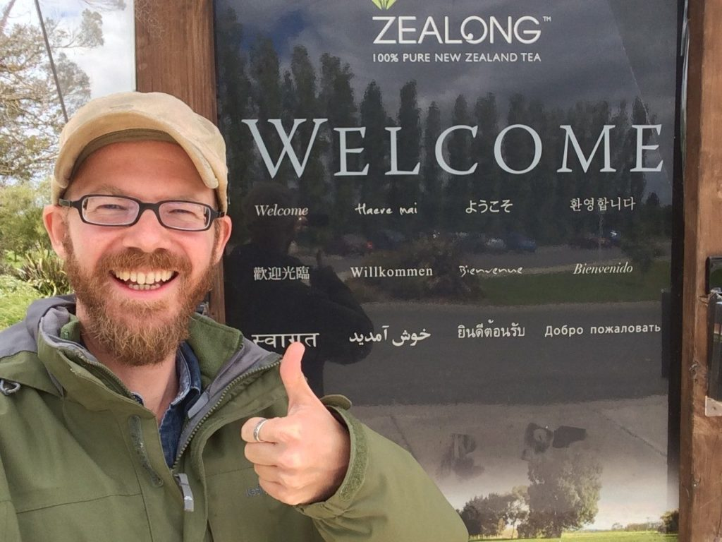 Welcome to Zealong