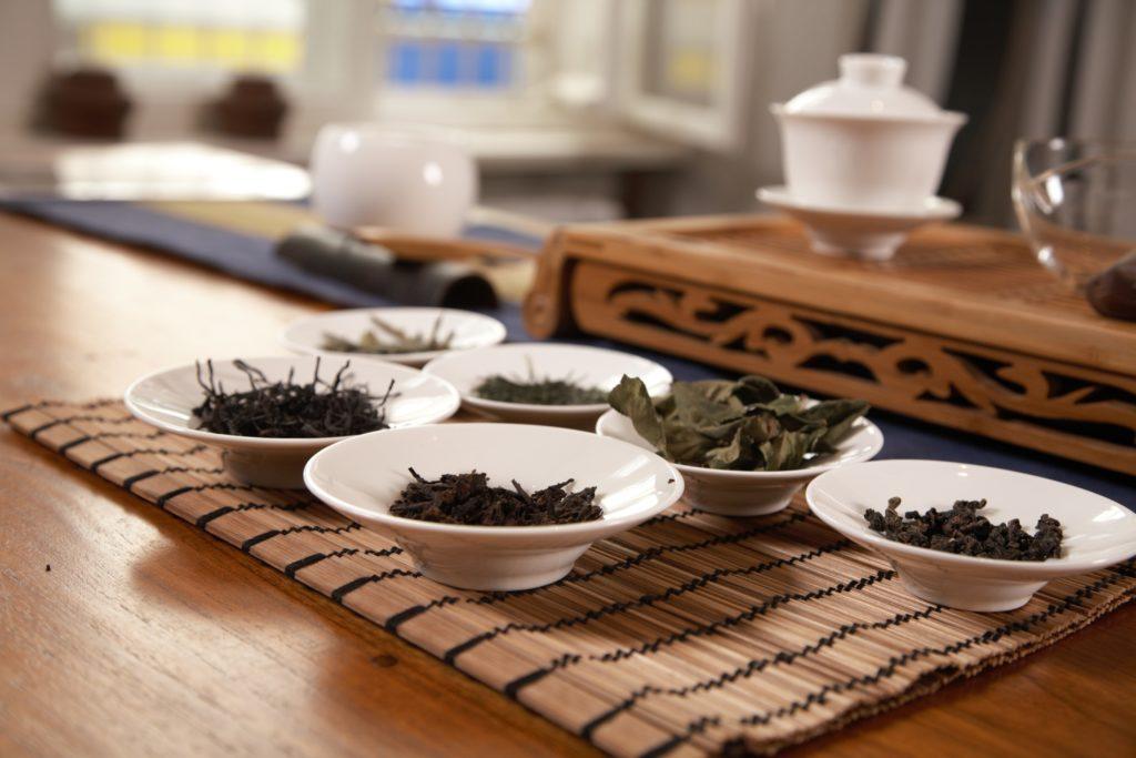 Tee-Seminar: Einführung in die Welt des Tees | 30. März 2019, 10-12 Uhr