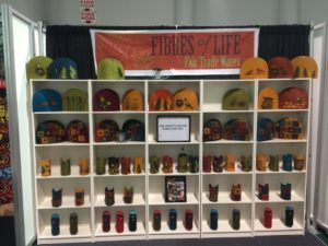 World Tea Expo: Fibres of Life