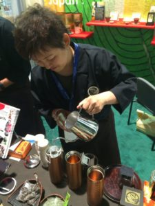 World Tea Expo: Mixed Coffee&Tea Madness