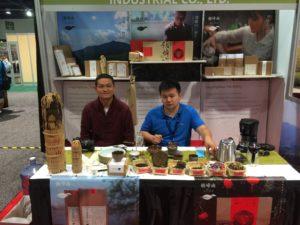 World Tea Expo: Lustiges Tea Tasting